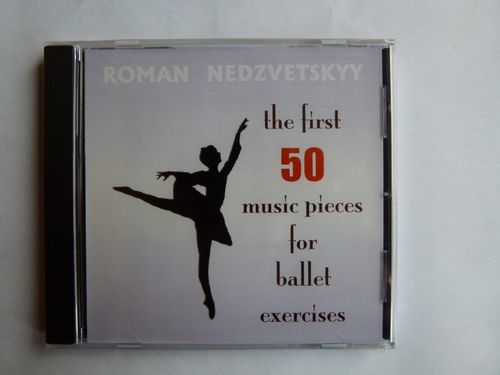 "CD- Roman Nedzvetskyy ""the first"""