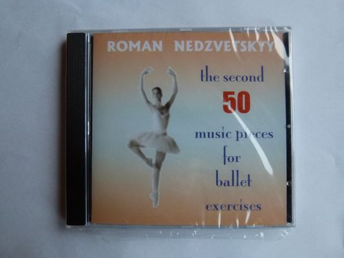"CD- Roman Nedzvetskyy ""the second"""