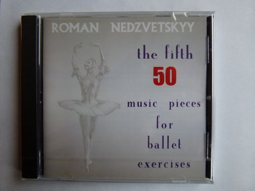 "CD- Roman Nedzvetskyy ""the fifth"""