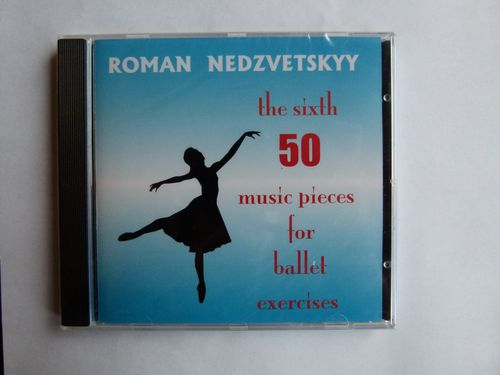 "CD- Roman Nedzvetskyy ""the sixth"""